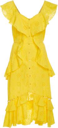 Alice McCall Clair De Lune Ruffle Dress