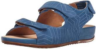 SoftWalk Women's Dana Point Wedge Sandal