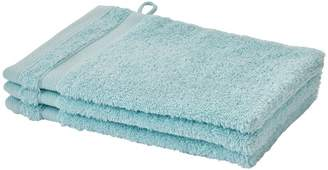 Calypso Mint 500GSM Cotton Bathroom Towels Type: Wash Mitt