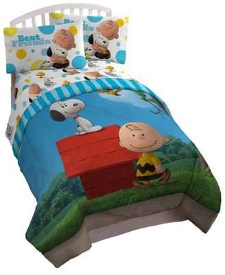 Peanuts Sunny Day Twin Comforter