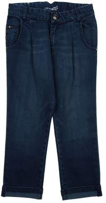 Cristinaeffe GIRL Denim trousers