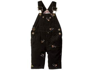 Ralph Lauren Baby Holiday Bear Corduroy Overall (Infant)
