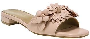 Aerosoles Dressy Slide Sandals - Pin Down