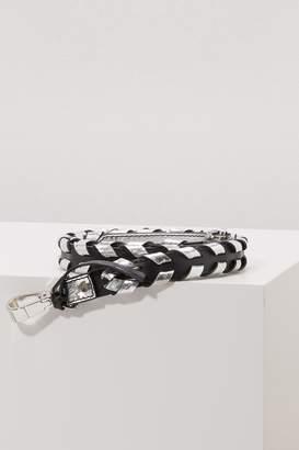 Proenza Schouler Leather Strap