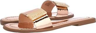 Bebe Women's Lania Flat Sandal