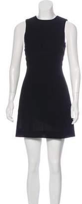 Nicole Miller Sleeveless Mini Dress