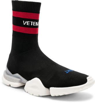 Vetements x Reebok Sock Pumps