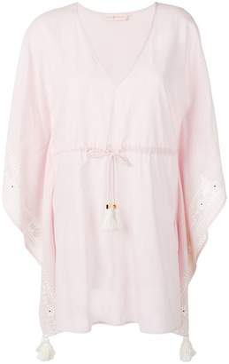 Tory Burch tunic style shirt dress