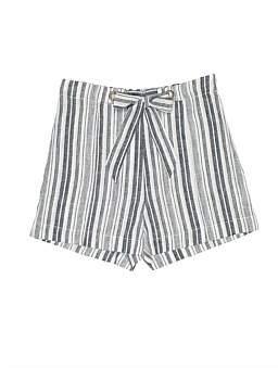 David Jones Girls Stripe Tie Waist Short