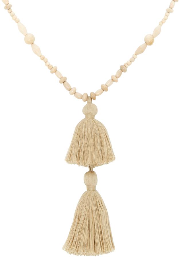 Isabel MarantIsabel Marant Beaded Tassel Necklace