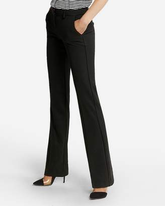 Express Low Rise Flare Editor Pant