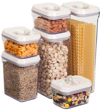 Honey-Can-Do Air-Lock Food Storage Container - Set of 6