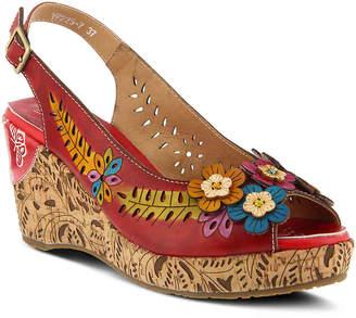 Spring Step L'Artiste by Tuttifrutti Wedge Sandal - Women's
