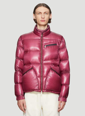 Moncler 2 1952 Padded Down Jacket in Purple