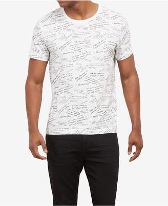 Kenneth Cole New York Kenneth Cole Men's Quote Graphic T-Shirt