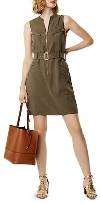 Karen Millen Belted Utility Dress