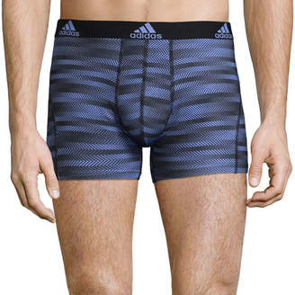 adidas 2-pk. Sport Performance climalite Graphic Trunks