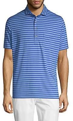 Greyson Greyson Men's Wichita Striped Polo Tee