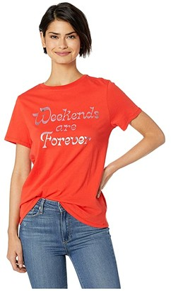 ban.do Weekends Are Forever Classic Tee