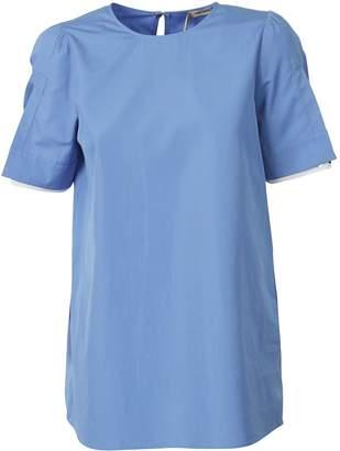 N°21 N.21 N.21 Split-sleeve Blouse