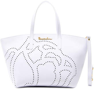 Braccialini New Ninfea E/W Leather Tote