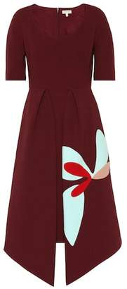DELPOZO Wool dress