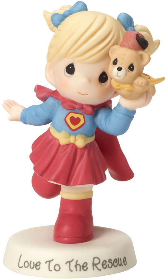 Precious Moments® Super Girl Figurine
