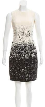 Jason Wu Printed Silk Dress
