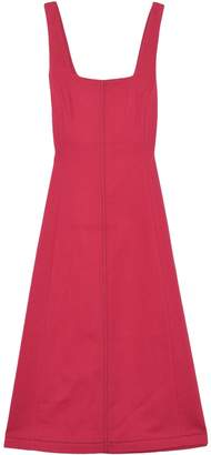 Veda Decade Dress in Cerise
