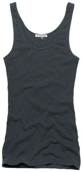 Sheer Ribbed Daily Tank