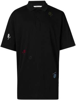 Damir Doma X LOTTO Teuvo polo shirt