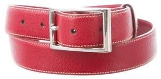 Paul Smith Leather Buckle Belt