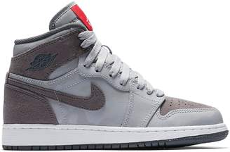 Jordan 1 Retro High Camo 3M Wolf Grey (GS)