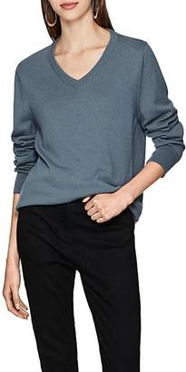 The Row Women's Maley Cashmere Sweater - Teal