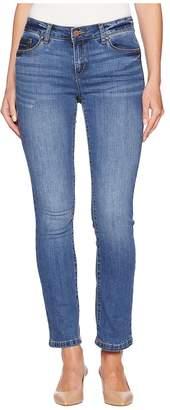 Jones New York Madison Slim Ankle Cool-Max in Dreamer Wash Women's Jeans