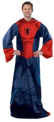 Marvel® Spiderman Spider Up Adult Comfy ThrowTM by The Northwest Company