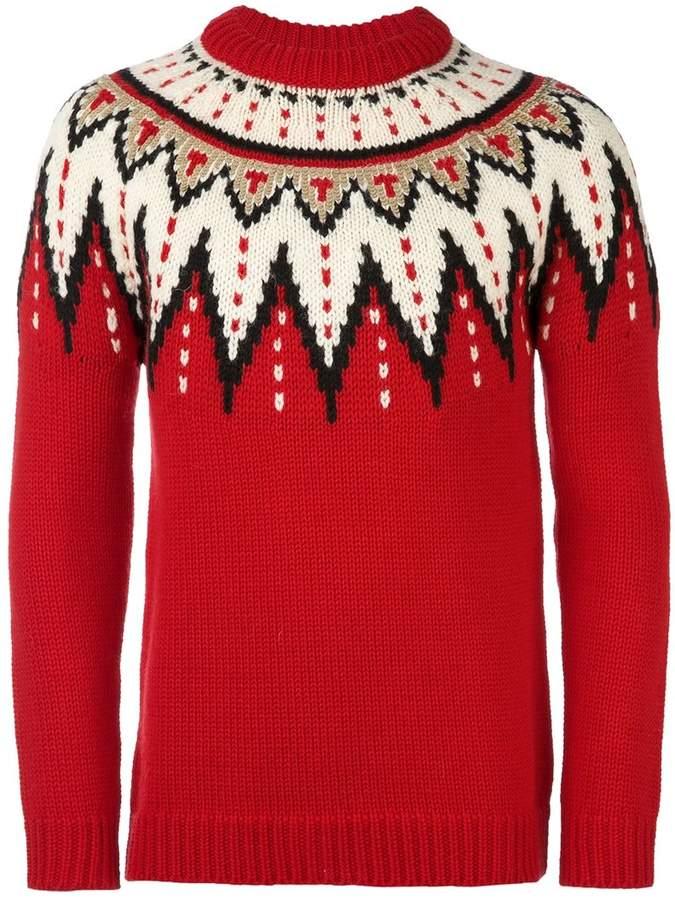 Mens Fair Isle Sweater - ShopStyle Canada