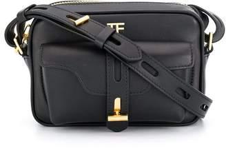 1c5cbfec7 Tom Ford Black Top Zip Handbags - ShopStyle