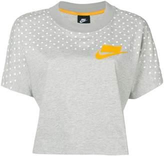 Nike printed logo T-shirt