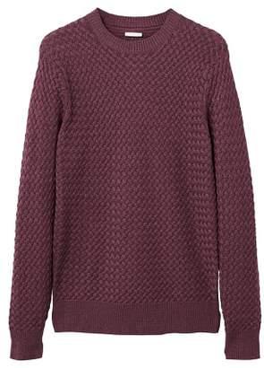 Mango man MANGO MAN Knitted braided sweater