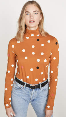 Chinti and Parker Painted Spot T-Shirt