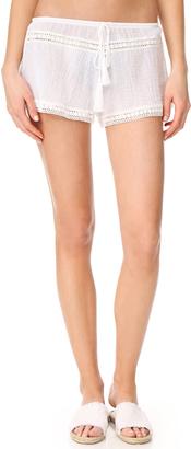 Eberjey Sea Breeze Shorts $82 thestylecure.com