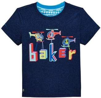 78d2b2cc0 Ted Baker Toddler Boys Helicopter Short Sleeve T-Shirt - Navy