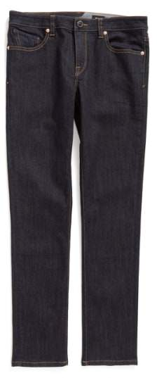 'Solver' Straight Leg Denim Jeans