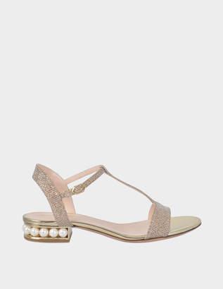 Nicholas Kirkwood 18mm Casati Pearl Tbar Sandal