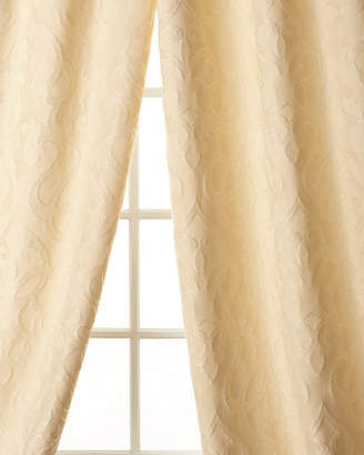 "Dian Austin Couture Home Castello Curtain, 96""L"
