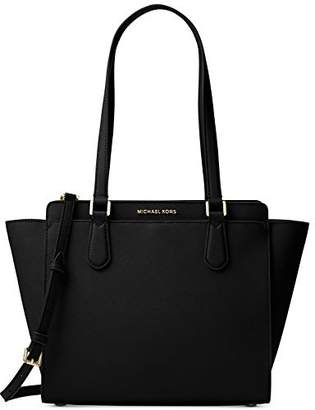 MICHAEL Michael Kors Dee Dee Leather Convertible Shoulder Tote