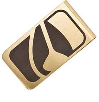 Nixon Unisex Badge Money Clip Wallet in