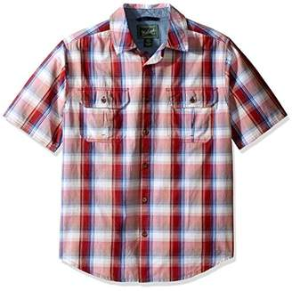 Woolrich Men's Midway Yarn Dye Shirt