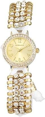 Excellanc Women's Quartz Watch 152404200039 with Plastic Strap